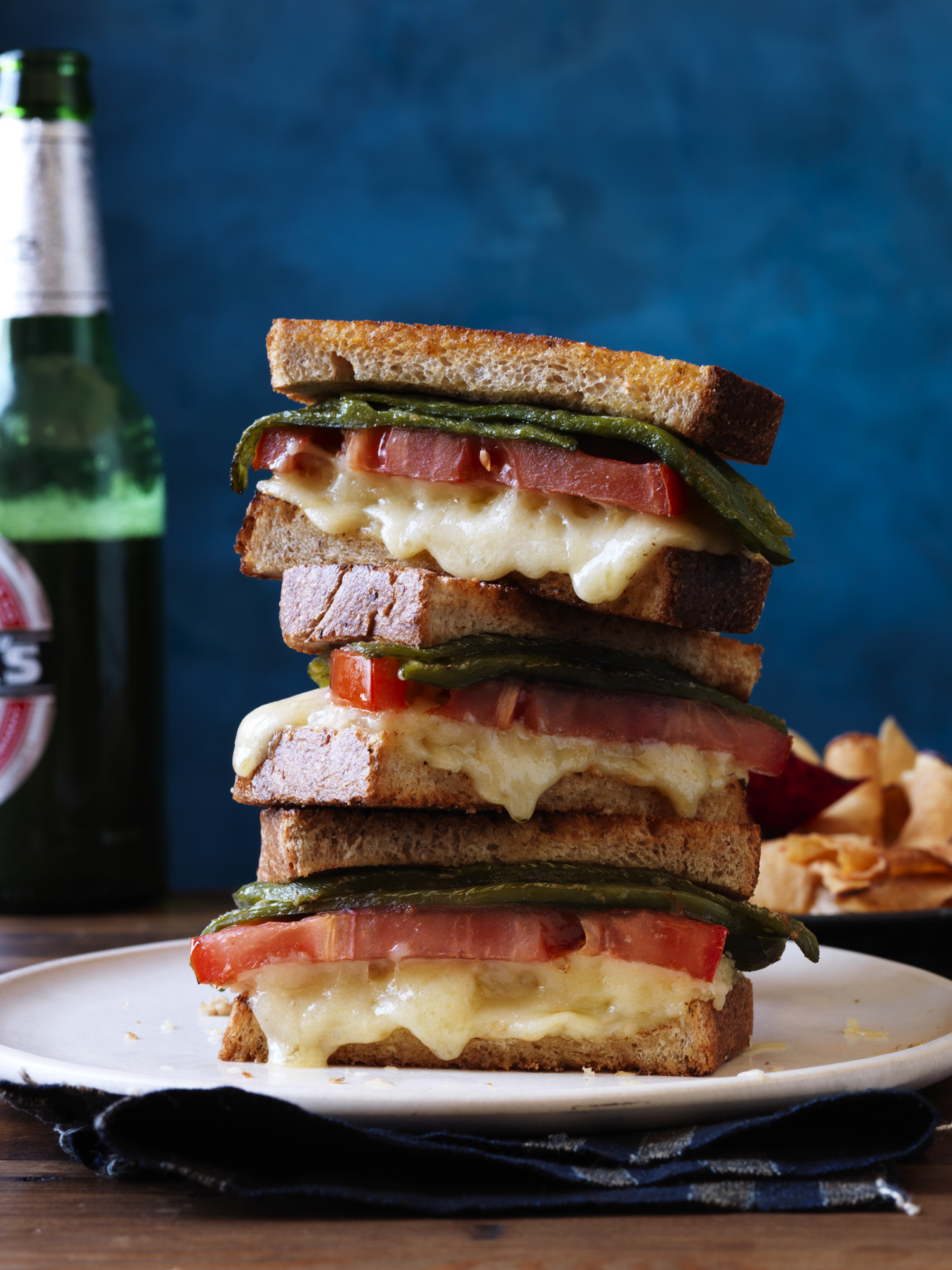 Weeknight Meals Grilled Cheese
